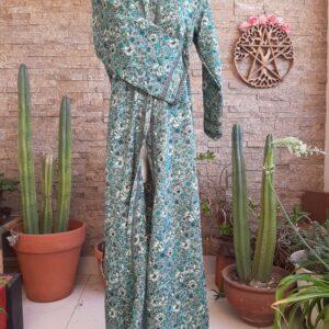 Kimono Seda Jazmin
