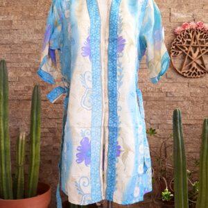 Kimono Seda Artic Corto