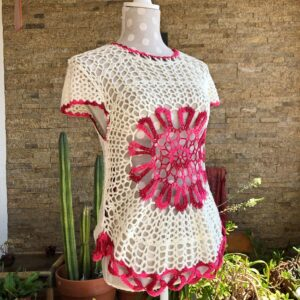 Polera Crochet