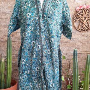 Kimono Seda Jazmin Corto