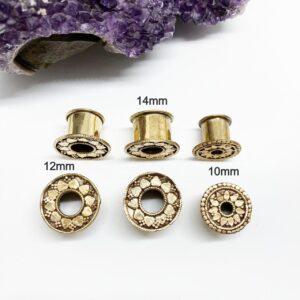 Petal Brass Plug