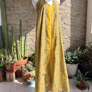 Vestido Seda plain B