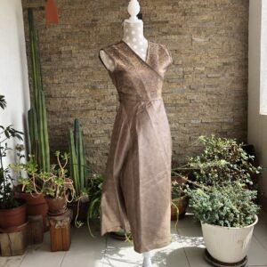 Vestido Satin
