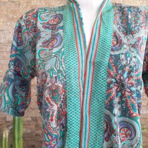Kimono Seda Pasley Corto