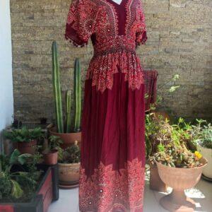 Vestido Pompom 11