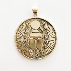 Colgante Escarabajo Egipcio