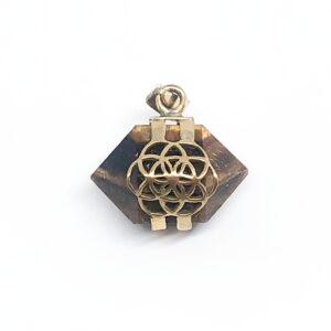 Colgante Hexagon