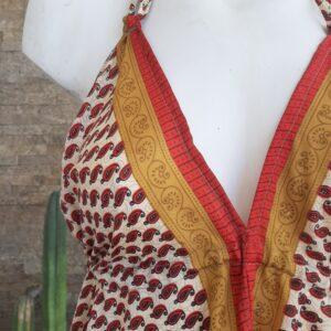 Vestido Gypsy Calabazo