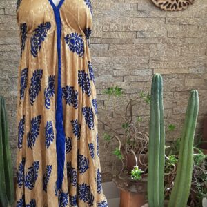 Vestido Seda J