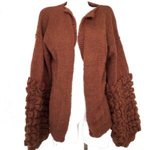 Berry Sweater Chestnut