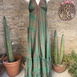 Vestido Seda Classic Manaus