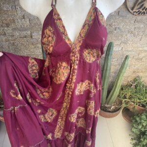 Vestido Seda Classic Bogotá