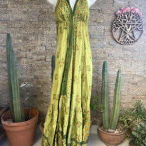 Vestido Seda Classic Cali