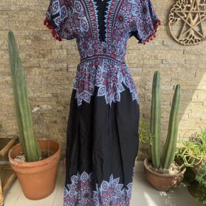 Vestido Pompom Alina