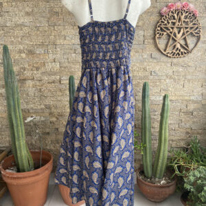 Vestido Pandora Pasley Azul