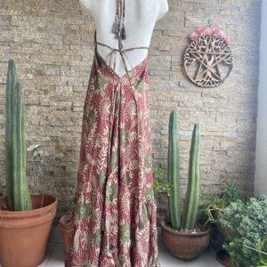 Vestido Seda Classic Buenos Aires