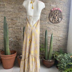 Vestido Seda Classic Santiago