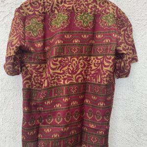 Camisa Hawaii
