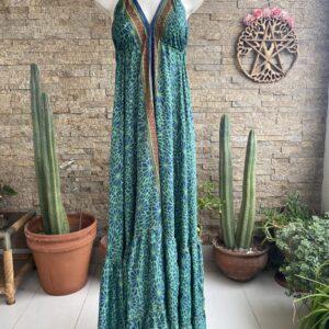 Vestido Seda Classic Tulum
