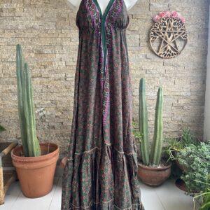 Vestido Seda Classic Siria