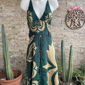 Vestido Pandora Verde