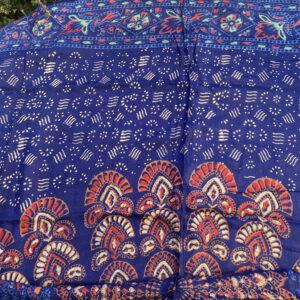 Pareo Mandala Azul 7