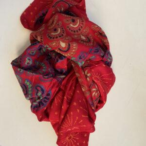 Pareo Mandala Rojo