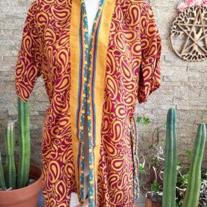 Kimono Seda Atacama Corto