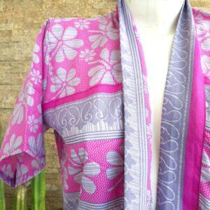 Kimono Seda Maui Corto
