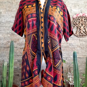 Kimono Seda Simbawe Corto