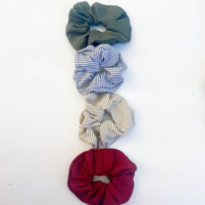 Scrunchie Stripes